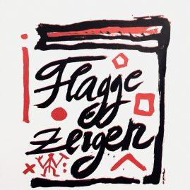 Edition Flagge zeigen
