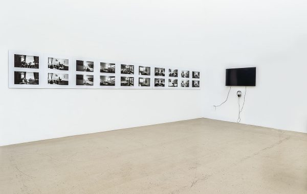Alle Fotos der Installation: ©Egbert Trogemann, VG Bild-Kunst Bonn