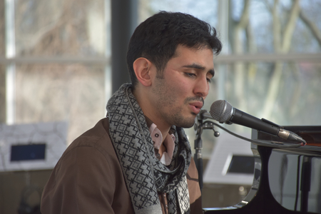 Ausstellung mit Konzert und Finissage in Kassel erfolgreich beendet