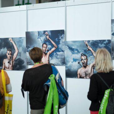 Kunst trotzt Ausgrenzung auf dem Kirchentag 2019
